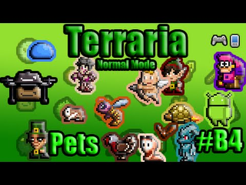Terraria Mobile Version Bonus Episode 4 All Of The Mobile And