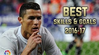 Cristiano Ronaldo 2016-17  Best Skills  Goals  HD