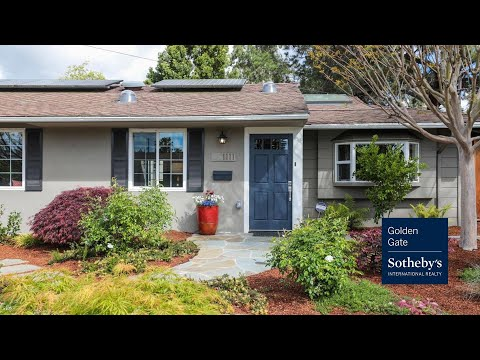 1111 Blackfield Way Mountain View CA | Mountain View Homes for Sale