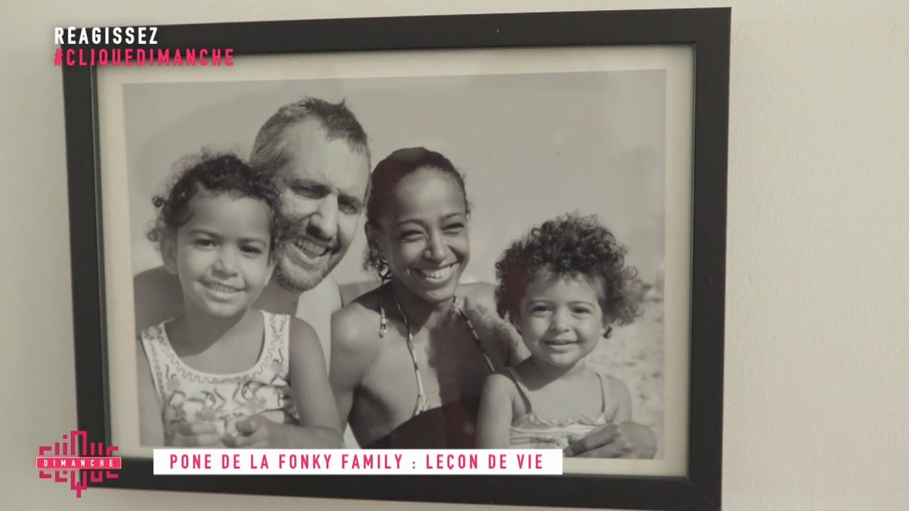 Pone de la Fonky Family : Leçon de vie - Clique Dimanche  - CANAL+