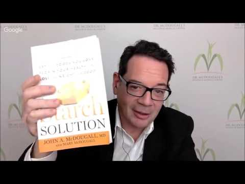 "The Starch Solution ""Secrets"" Webinar: 1/7/16"