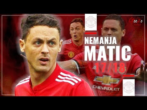 Nemanja Matic - Interceptions, Passes, Complete Skills - 2018 HD