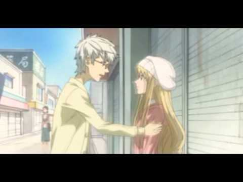 Nabari No Ou Miharu And Yoite Kiss My favorite Nabari No ...