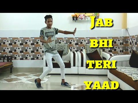 Dance By Sameer Ali And Naushad Ali Song Jab Bhi Teri Yaad