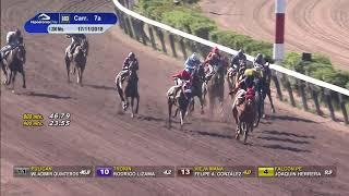 Vidéo de la course PMU PREMIO MENSAJE