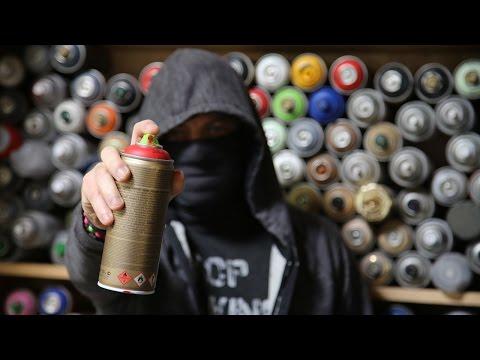 The Secret World of LA Street Artist...