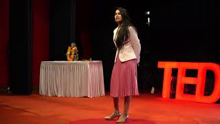 A little Change That Changed Everything | ANUSHKA SHARMA | TEDxNMIMSShirpur