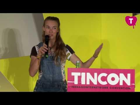 Laura Dekker – Segeltour: alleine um die Welt (TINCON 2017 Berlin)