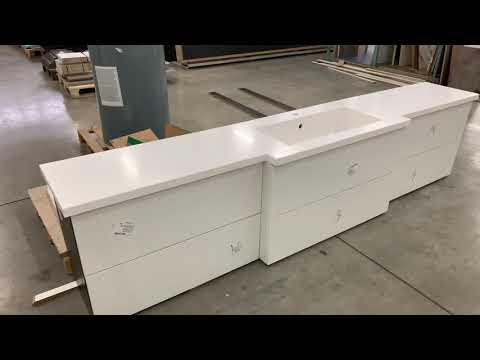 Odissey | Мебель в ванную комнату по индивидуальным размерам