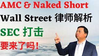 美股153: AMC & Naked Short, Wall Street 律师解析, SEC整顿要来了吗? #AMC #AMCstock #WSB #Dr. Mike Invest 投资频道