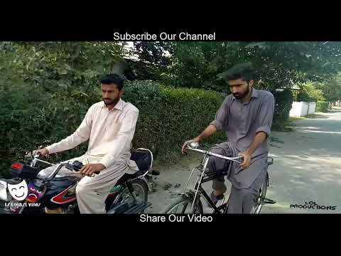 Advantages of Cycle | Funny Videos By Ishihari Vines Vlogs | 2017