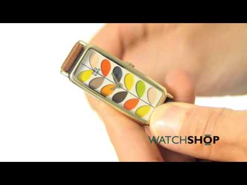 Orla Kiely Ladies' Stem Watch (OK2104)