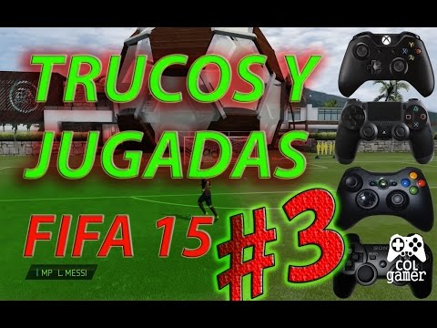 FIFA 15 | Trucos y Jugadas | Parte 3 | Cómo Cobrar Tiros Libres | [Xbox One] [PS4] [PS3] [Xbox 360]