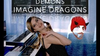Imagine Dragons - Demons (keyboard cover)