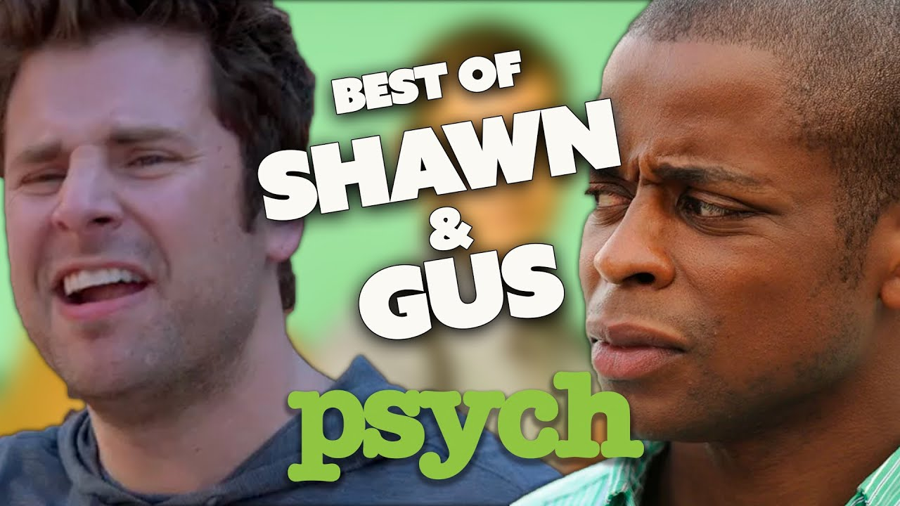 Download The BEST OF Shawn & Gus SEASON 1 | Psych | Comedy Bites