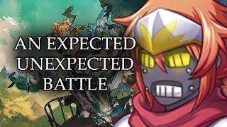 An Expected Unexpected Battle - RPG Maker MV
