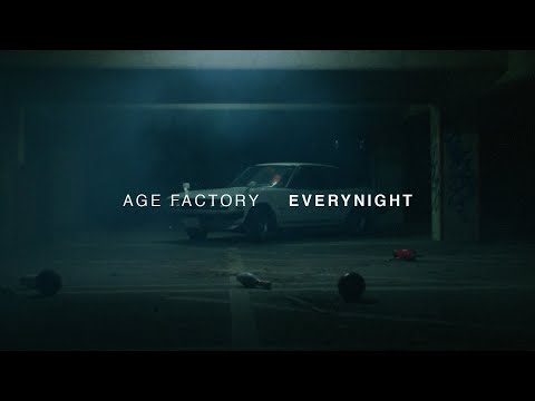 "Age Factory ""Everynight"" (Official Music Video)"