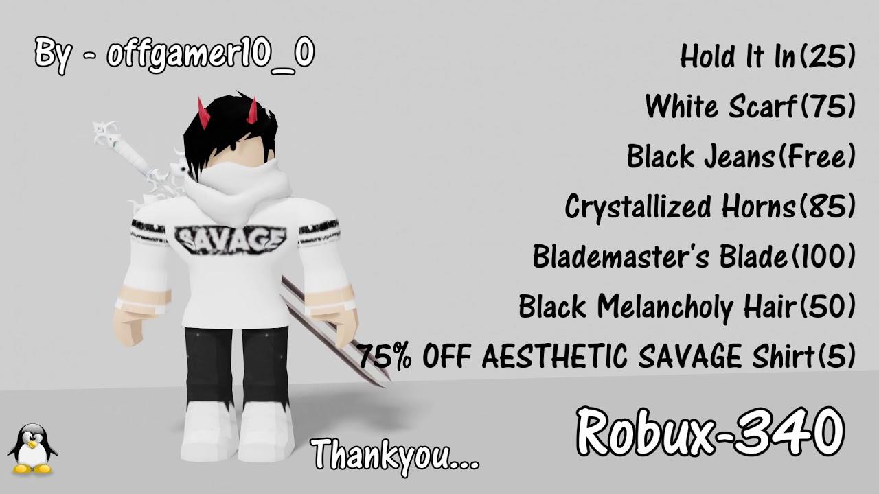 White Scarf Roblox