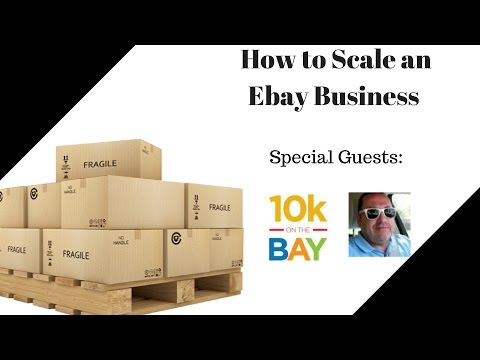 Bulk Buying Pallets for eBay - How to Scale your Business - Guest: 10kOnTheBay