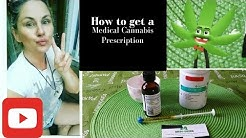 How to get a prescription for Medical Cannabis :)(How I use cbd oil/cbd cannabis)