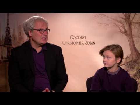 Simon Curtis, Will Tilston 'Goodbye Christopher Robin' Interview