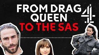 Drag Queen Cybil War on the SAS Lifestyle | SAS: Back to Base Podcast