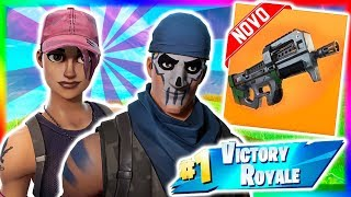 FORTNITE | NEW EXCLUSIVE SKINS, NEW WEAPON AND PLAYGROUND MODE SOON! | 451 WINS | Livestream