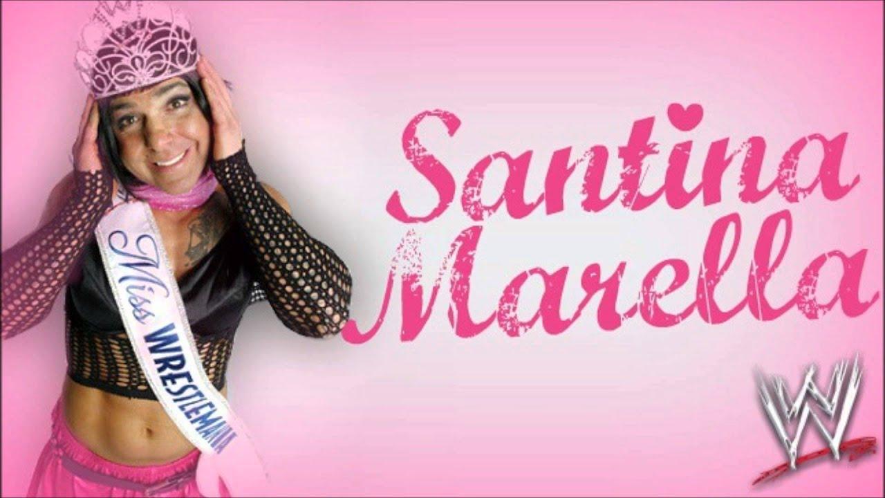 Santina Wwe