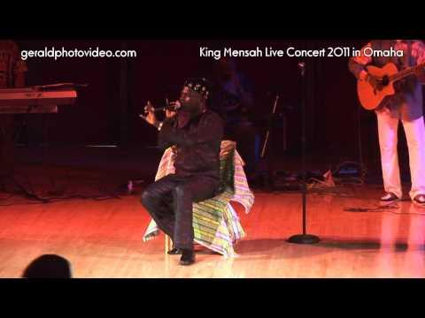 King Mensah Live Concert 2011 in Omaha (1)