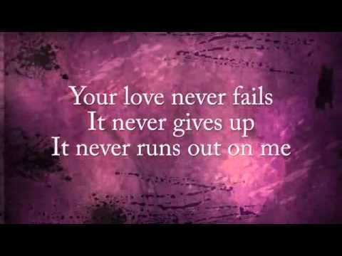 One Thing Remains   Jesus Culture  lyric video
