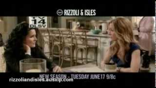 Rizzoli & Isles Short Season 5 Promo #1