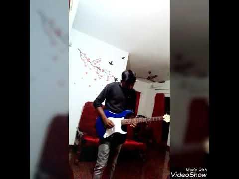 Mun andhi guitar cover