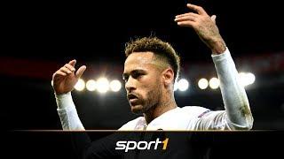 Neymar drängt auf Rückkehr zu Barca | SPORT1 - TRANSFERMARKT