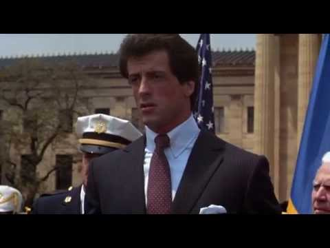 Rocky III - Clubber Heckles Rocky (1982)