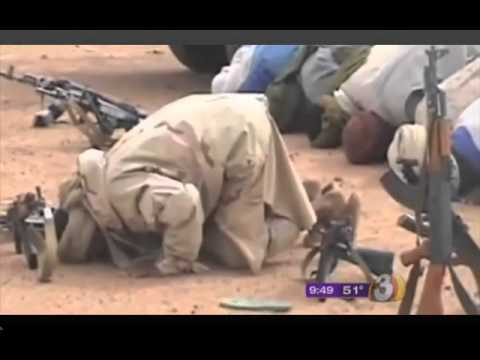 Short News Clip on Algeria-Mali Situation