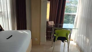 Review Staycation di Hotel Tebu Bandung with family shorts