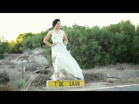 ''7 de Laan, Bonita's Wedding'' - Hildegardt and Kuba