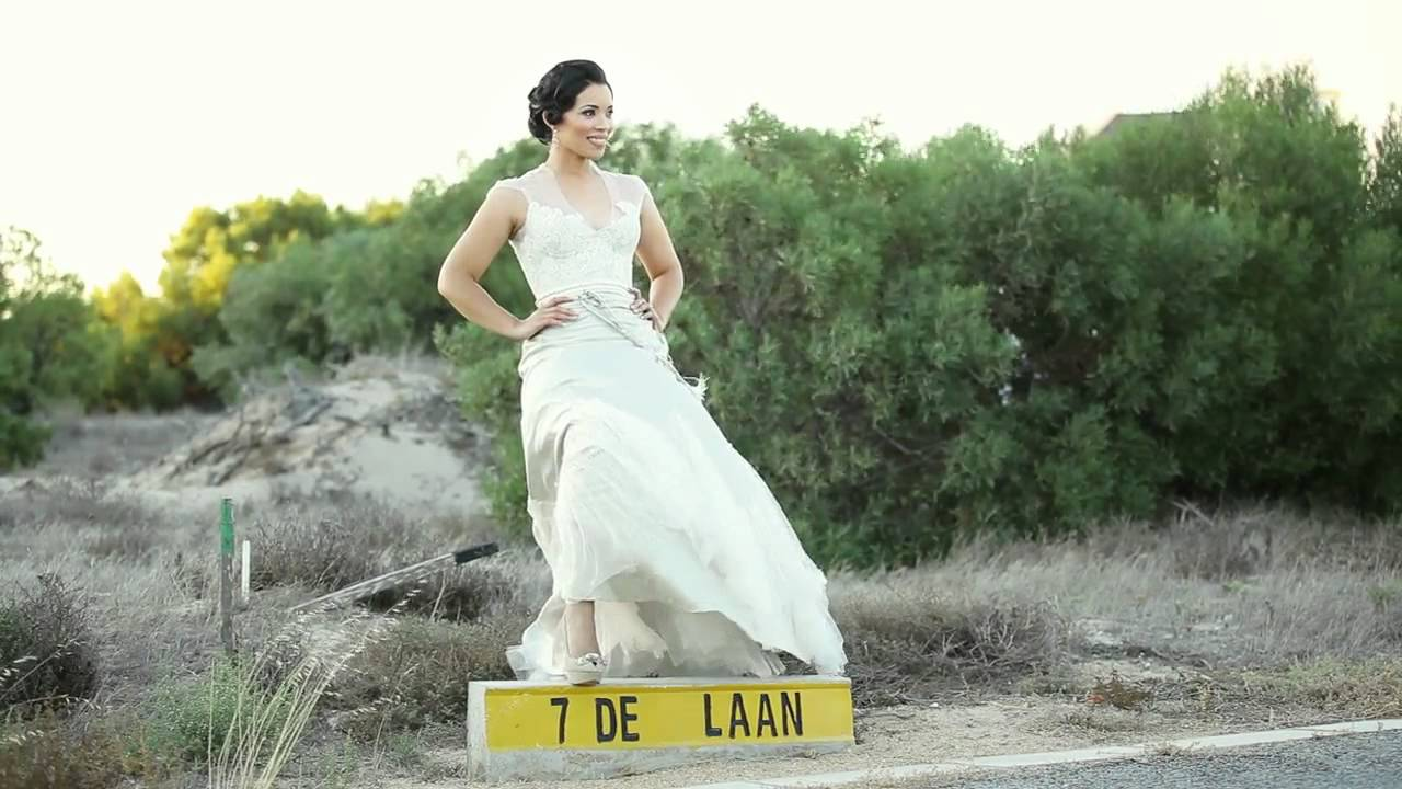 Pieter and annelie 7de laan wedding dresses