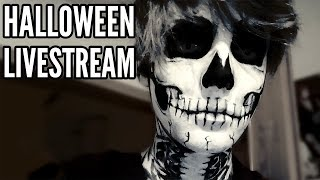 Getting ready for Halloween!【LAOWEEN LIVESTREAM】