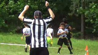 Touchdowns in the Northern Virginia Flag Football League