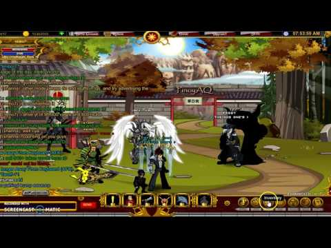 Aqw New Nonhamachi Private Server
