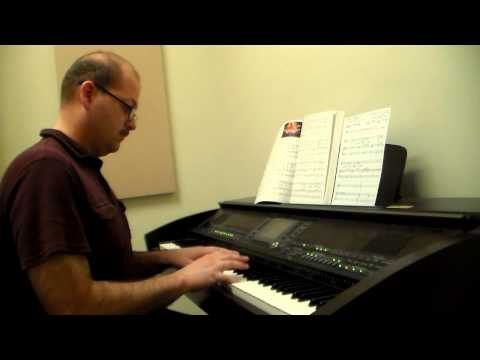The Little Mermaid - Under The Sea - Piano And Flute
