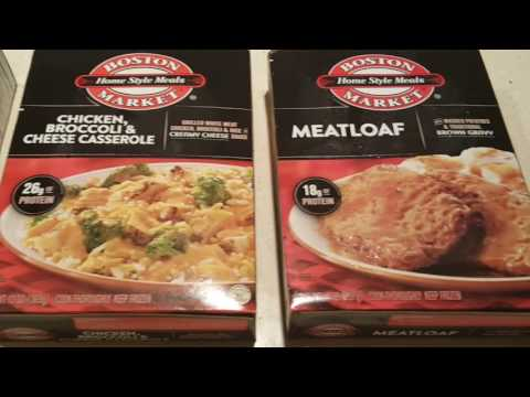 Boston Market Homestyle Meals