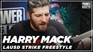 "Harry Mack Speaks On LAUSD Strike w/Freestyle to Nas' - ""Hate Me Now"""