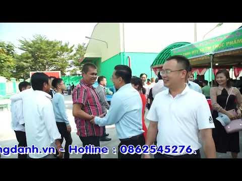 Khánh Thành Công Ty TNHH MTV SXTM Thực Phẩm Công Danh.2