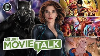 MCU Phase 4 Predictions: Black Widow, Black Panther 2 and More - Movie Talk