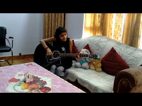 Hasi  ban gaye ( cover song ) by Amisha Negi ...