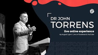 Sunday Evening Service | 09 August 2020 | Dr John Torrens: Leading My Family | CFC Church Online