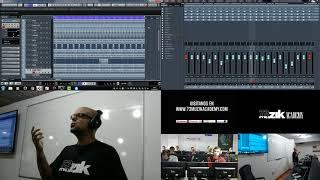 Masterclass day mezcla y mastering Julio Posadas