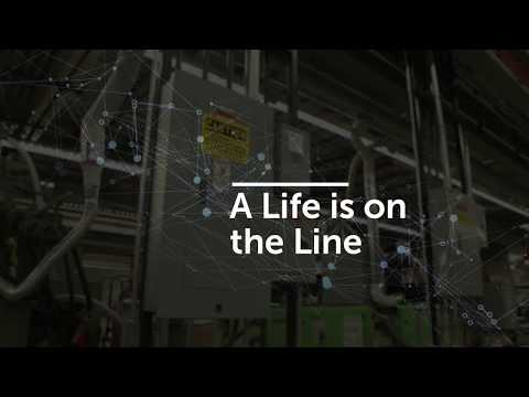 Life Is On The Line - Lockout Tagout Training